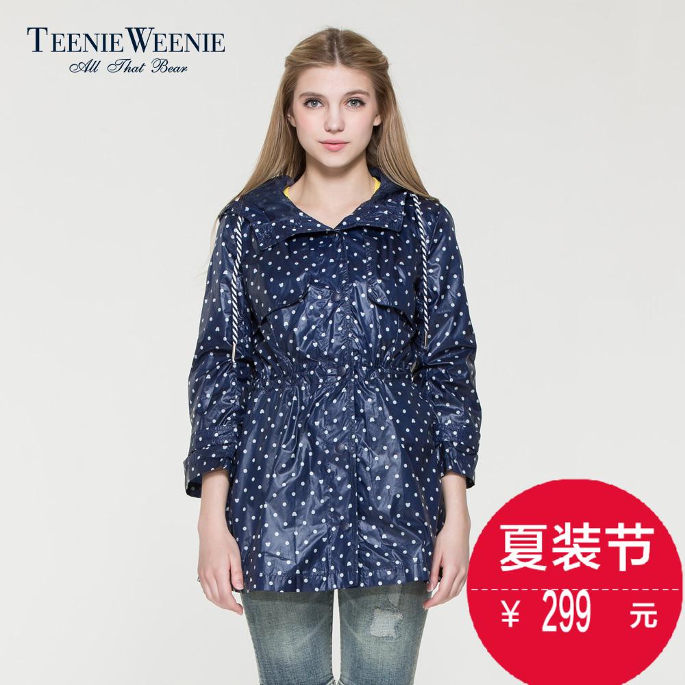 Teenie Weeniebob游戏平台春夏专柜正品女装波点休闲外套TTJJ42401K