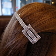Good Korean jewelry Korea hair accessories ladies fashion rhinestone hair jewelry hair clip clip Clip