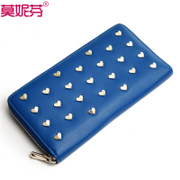 Ms wallet 2015 new style clutch bag wallets European fashion Joker simple tide
