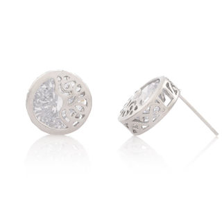Love jewelry earrings women Korea fashion rhinestone earrings simple quality hypo-allergenic earrings with stars