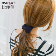 New Korea bow hair clip ponytail holder to catch gripping clamp banana clips for vertical clamp Korean hair accessory jewelry