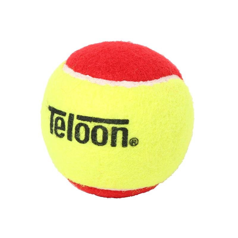 Teloon/天龙 网球 初学过渡网球 儿童网球 海绵球831训练低压球