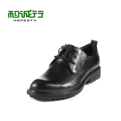 And iron Eagle 2015 winter season full leather business dress shoes of England been employed field men's shoes 0090039