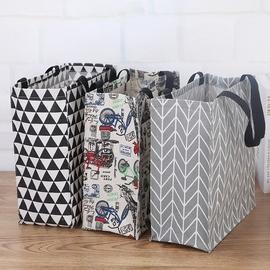 手提帆布袋手拎收纳袋饭盒便当包午餐带饭手提袋购物袋学生帆布袋