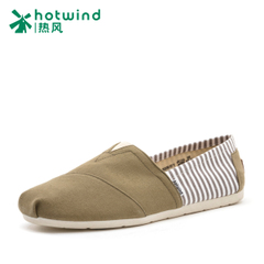 Hot air spring men's espadrilles lazy student Korean version of a pedal shoes casual shoes tide 71S5209