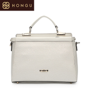 Honggu Hong Gu 2016 counter genuine new European fashion Lady leather shoulder hand bag 5661