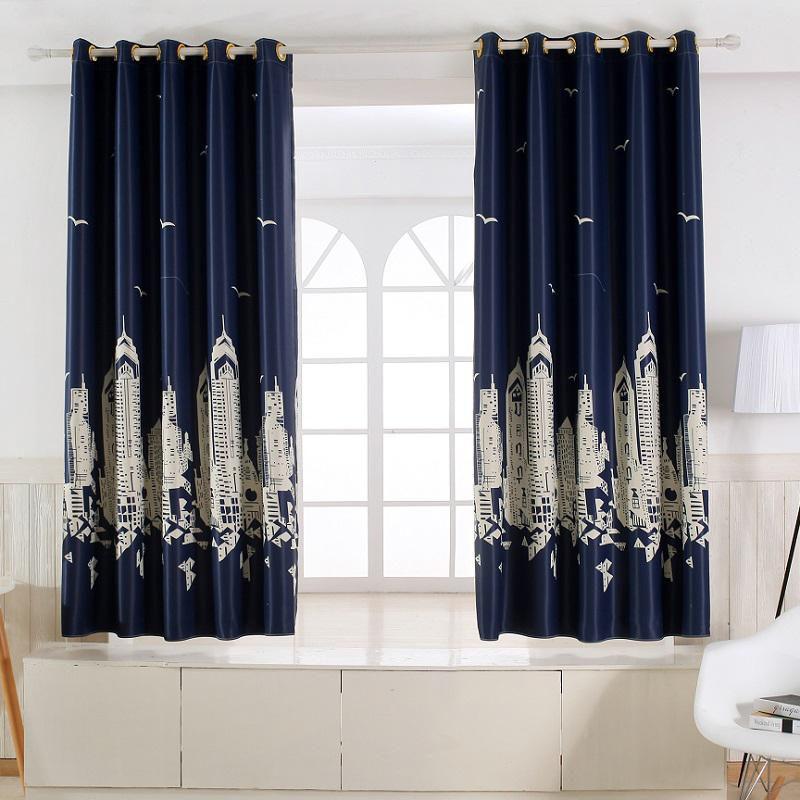 una cortina de productos especiales para el correo de la ventana medio cortina corta la cortina de