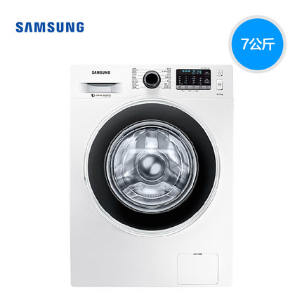 Samsung/三星 WW70J5230GW(XQG70-70J5230GW) 洗衣机怎么样,好不好