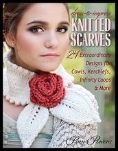 Pre-sale Dress-To-Impress Knitted Scarves: 24 E