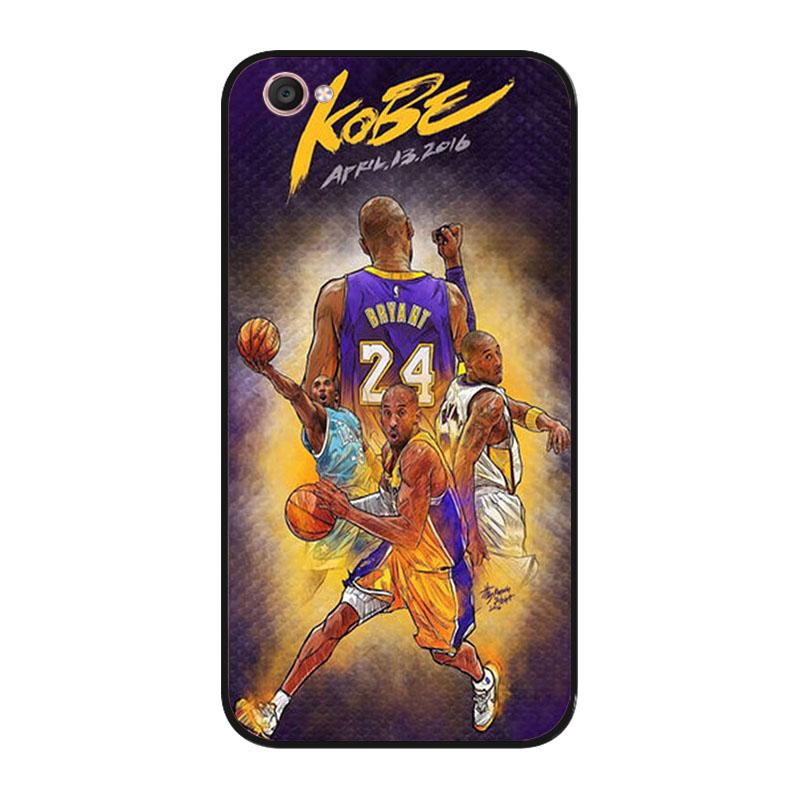 篮球球星科比帅 OPPO R9S PLUS A59S/M 手机壳硅胶防摔磨砂软套黑