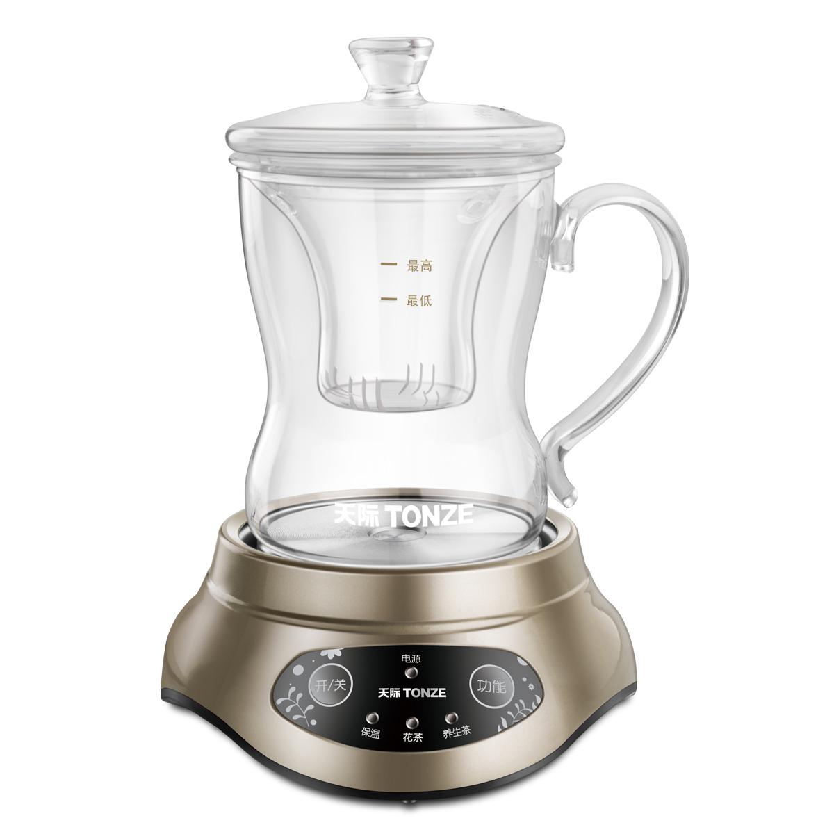Tonze-天际 BJH-W35Q电热水杯好不好,安全吗