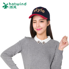 Hot spring and autumn new flat-brimmed hat women's trend of the Korean hip hop baseball cap Hat women 81H015700
