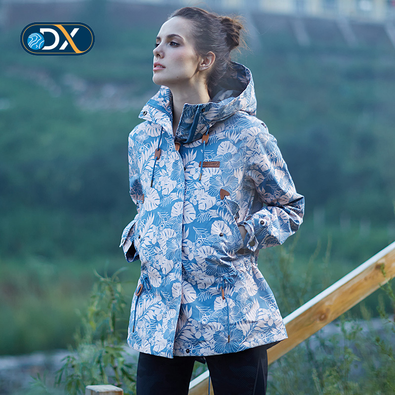 DISCOVERY EXPEDITION冲锋衣质量好吗,品质如何