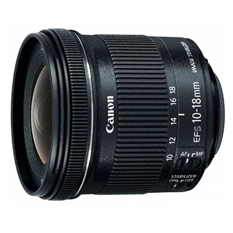 Canon/佳能 EF-S 10-18mm f/4.5-5.6 IS STM 镜头质量好吗,好用吗