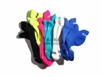 迪卡侬 跑步袜子 KALENJI 男女通用舒适透气夏季低帮袜短袜运动袜