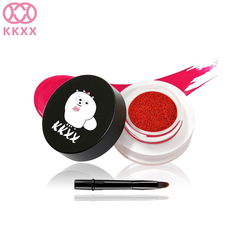 KKXX气垫唇彩 口红持久保湿非不 脱色唇膏滋润防水