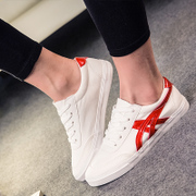 2015 summer New England sneakers woman Xia Yuan head band students shoes low slip breathable