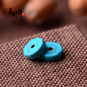 High copy blue-Turquoise-Turquoise-color separated beads spacer spacer loose beads 6-8 10mmDIY bead spacer