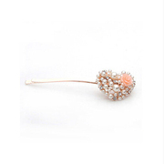 Good Korean rhinestones jewelry clip Korea fashion fringe clips side clips hairpin hair accessories