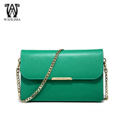 Wanlima/million 2015 winter tide small bag handbag counter with fashion chain slung the little party bag