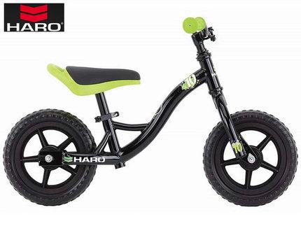HARO兒童自行車 1-4歲學步車 滑行自行車 Z 10寸輪子 送孩子禮物 - 40678781128