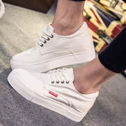 Spring/summer canvas shoes women's platform high shoes women sneakers women's solid color canvas shoes women shoes-mail