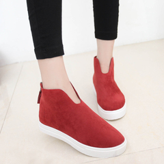 Hero sheep women's shoes fall 2015 the new Le Fu shoes, casual shoes women's shoes England College students with flat shoes