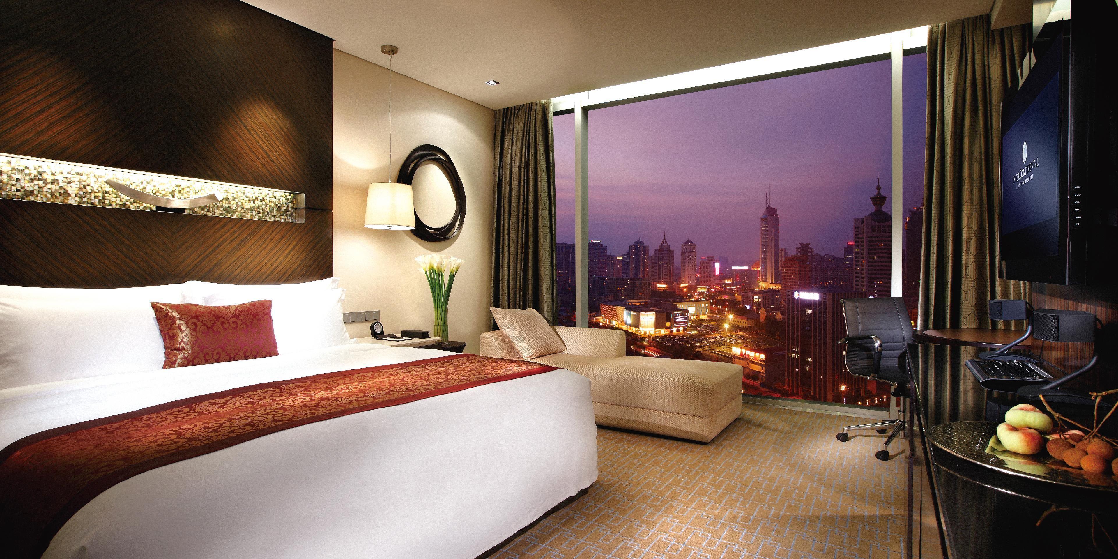 青岛海尔洲际酒店洲际豪华房