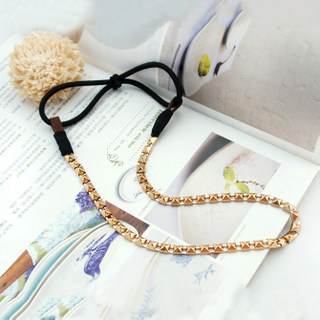 Full of ornaments you European and American fashion punk style rivet metal hair band headband temperament women accessories