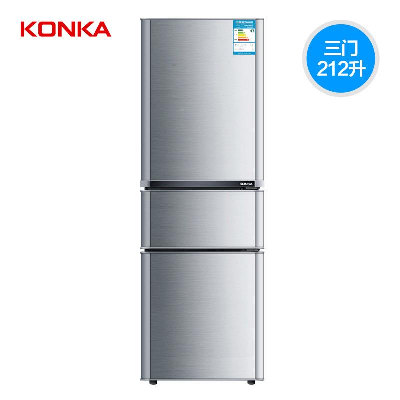 Konka/康佳 BCD-212MTG电冰箱质量如何,评测