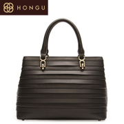 Honggu red Valley Girl spring 2015 new counters Ms genuine leather hand bag 5009