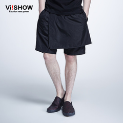 Viishow2015 summer dress new style shorts men's European and American personalities in the five men's casual Shorts Pants pants boom