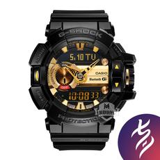 Casio卡西欧G-SHOCK音乐蓝牙多功能运动手表男表GBA-400-1A9
