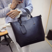 Flight bag 2015 new Europe and simple fashion handbags fall/winter commuter bag shoulder slung bags
