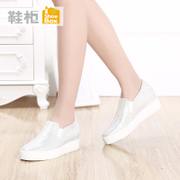 New national wind casual shoe shoebox2016 spring sets foot shoes women's casual canvas shoes