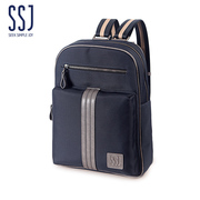 Dapai/SSJ new Backpack Korean men and women bag backpack school bag backpack bag College wind surges