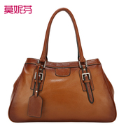Fall/winter fashion women bags women's shoulder handbag leather woman Bao Qiu Lady slung big bag for 2015 the new tide