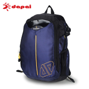 Dapai middle school students ' schoolbags male female students ' leisure travel bag shoulder bag backpack hiking bag sports bag surge