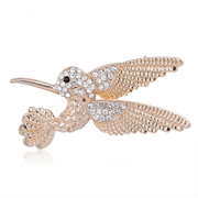 Fine jewelry in Europe and America people retro domineering Eagle brooch badge pin buckle original brooch accessories