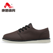 Kang step men's casual shoes men's autumn/winter 2014 new breathable business men strap casual shoes