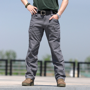 [Clearance] Consultant Tactical Pants Men Outdoor Clothing Pants Cargo Pants Trousers Men's Stretch Slim Free Mail