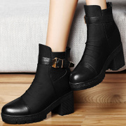 Centennial tide Martin boots women short boots increased within the 2015 winter season's designer shoes short boots women's boots