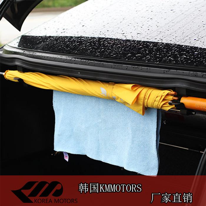 车内用品椅背汽车雨伞挂钩后备箱车载车尾箱晾衣架车用收纳固定架