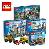 LEGO City Block Sets
