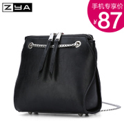 ZYA chain small bag lady Joker 2015 new tides in autumn and winter fashion handbags ladies single diagonal shoulder bag
