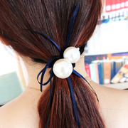 Email Korea tiara hair accessories flower head size fringed Ribbon Butterfly first ring rope string women