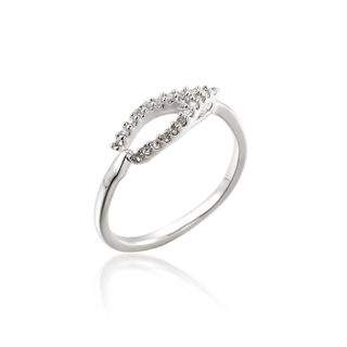 Love Korean fashion cute jewelry lips mouth people single ring joint pinkie rings women''s ring