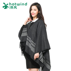 Hot simple Velcro fringed scarf women winter long Korean version of the Joker stole dual-use P061W5406