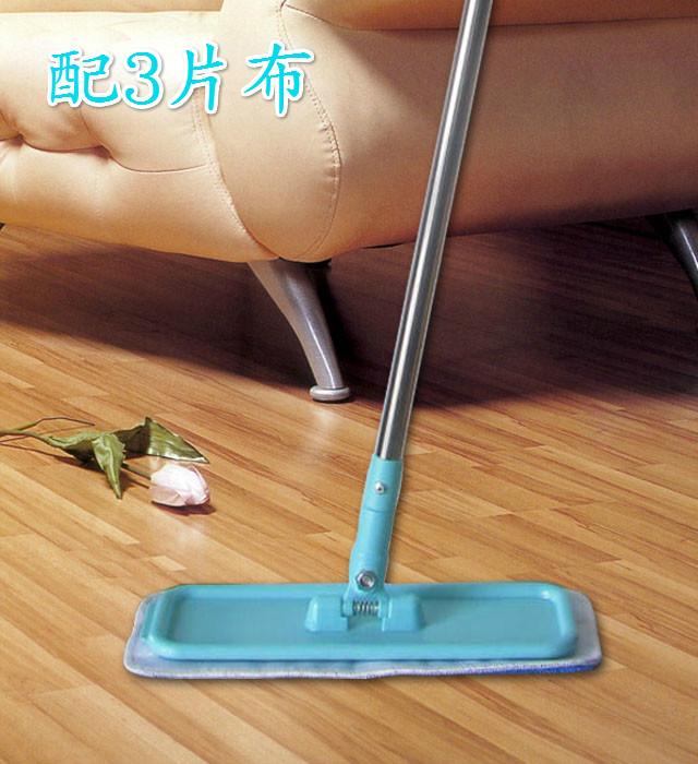 家用平板吸水拖把旋转一拖净瓷砖木地板打蜡拖帕干湿两用厨房专用