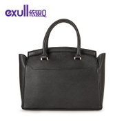 Exull q sale of 2016 new spring shoulder bag solid tide casual zippered carry bag for 16310260